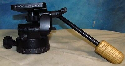 BERLEBACH 3D Super Camera Tripod Head J41