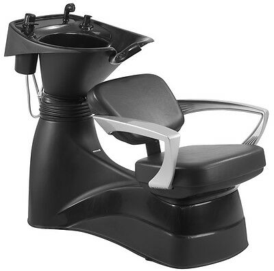 Sink Open Fit Shampoo and Conditioner Salon Chair