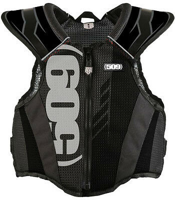 Adult Size Large 509 Tek Vest Back Country Chest Protector Snowmobile ATV Vest