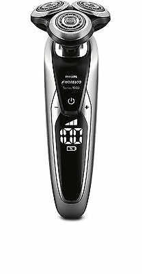 Brand NEW Philips 9000 Series 9800 Wet and Dry Electric Shaver include Trimmer