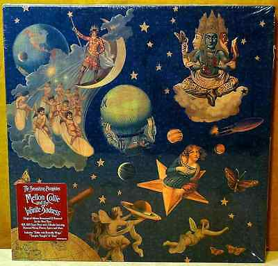 SMASHING PUMPKINS Mellon Collie And The Infinite Sadness 4LP + 2Books ltd Sealed