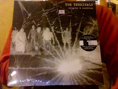 The Terminals Singles and Sundries LP sealed vinyl + mp3 download