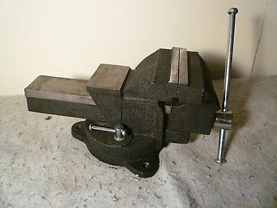 """Gearwrench Engineers Bench Swivel Vice 100Mm 4"""" 9081 One Test Use Only Nr New"""