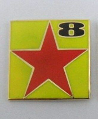Paul Weller 'Stanley Road' Enamel Badge.The Jam,Oasis,Noel Gallagher,Mod.