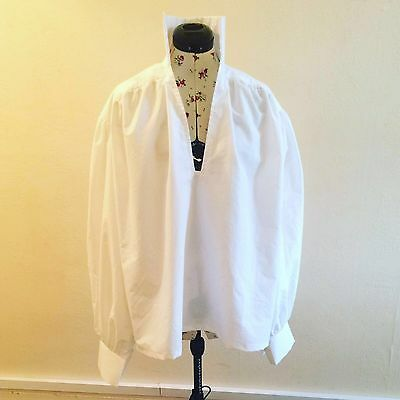 Made To Order Georgian/ Regency Shirt.