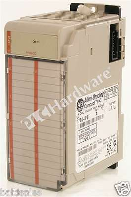 Allen Bradley 1769-IF8 /A CompactLogix 8-Ch Analog Voltage/Current Input Qty
