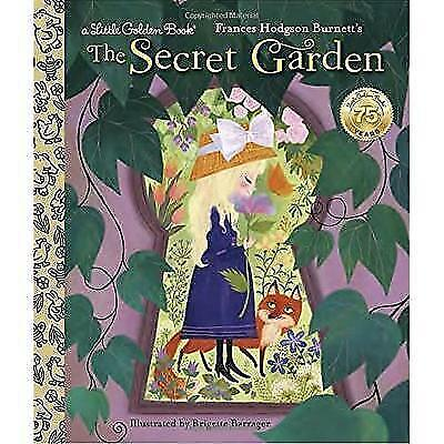 FREE 2 DAY SHIPPING: The Secret Garden (Little Golden Book) (Hardcover)