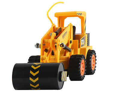 Road Roller 1:24 Remote Control Construction Vehicle Toy Christmas Gift