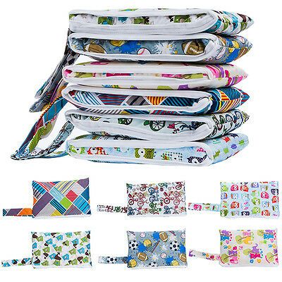 Baby Portable Foldable Waterproof Travel Nappy Diaper Changing Mat With Bag