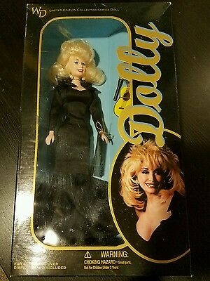 Dolly Parton Limited Edition Collectors Doll Wd 1996 ( Free Shipping)