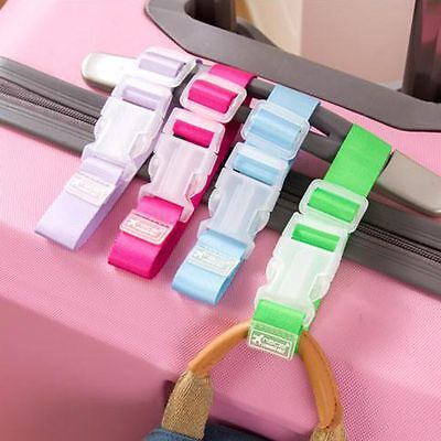 Clip Protection Travel Buckle Luggage Suitcase Straps