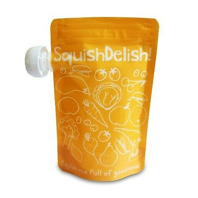 Munch Reusable Baby Food Pouch