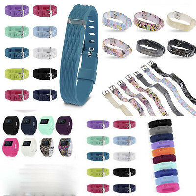 Classic Replacement FitBit Alta Band Wristband Strap Bracelet Metal Clasp