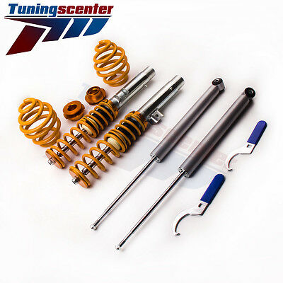 COILOVER for BMW E46 COUPE 3 SERIES ADJUSTABLE SUSPENSION COILOVERS New