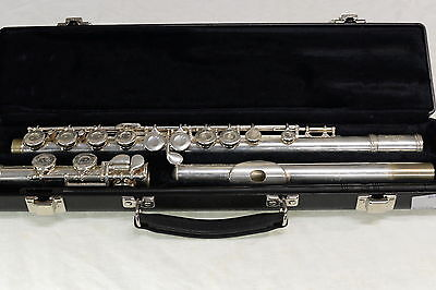 Gemeinhardt Flute - 2SP Student Model - SERVICED with Case Made in USA