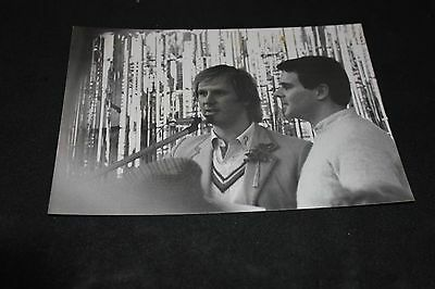 Doctor Who at Longleat 1983 20th Anniversary Photo Peter Davison