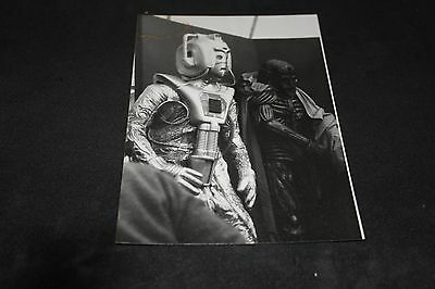 Doctor Who at Longleat 1983 20th Anniversary Photo A Cyberman