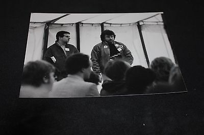 Doctor Who at Longleat 1983 20th Anniversary Photo John Nathan Turner
