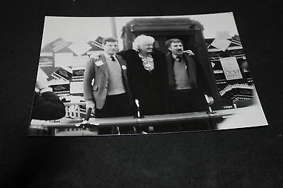 Doctor Who at Longleat 1983 20th Anniversary Photo UNIT Panel