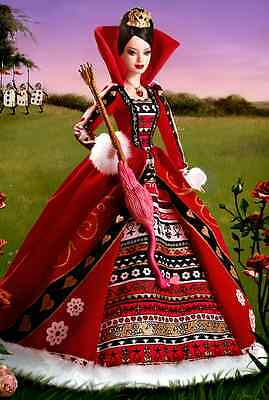 Queen of Hearts Barbie® Doll (Alice in Wonderland) - Collector Edition