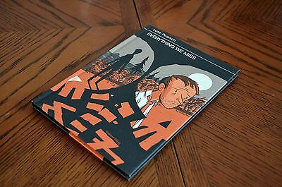 LUKE PEARSON - EVERYTHING WE MISS - VERY RARE 2nd EDITION - NEW! NOBROW