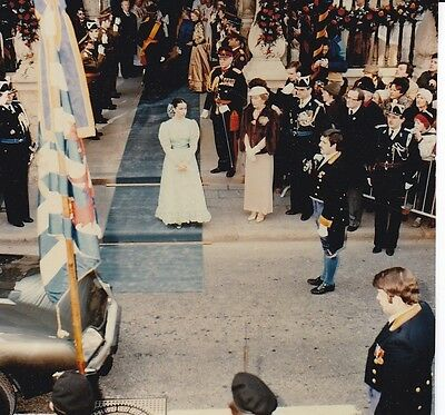 Royalty Princess Marie Therese of Luxembour at wedding Prince Henri photo