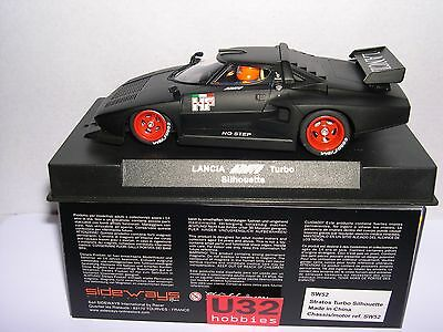 Racer Sideways Sw52 Lancia Stratos Turbo Silhouette Lted.ed.1008Units Mb