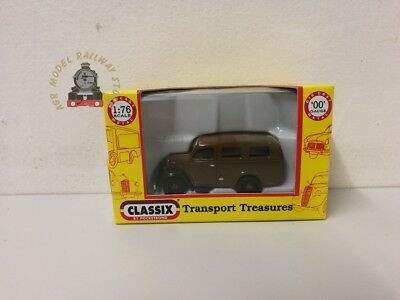 Classix EM76622   Ford E83W Estate Brown