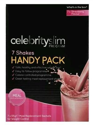 Celebrity Slim Handy Pack Strawberry