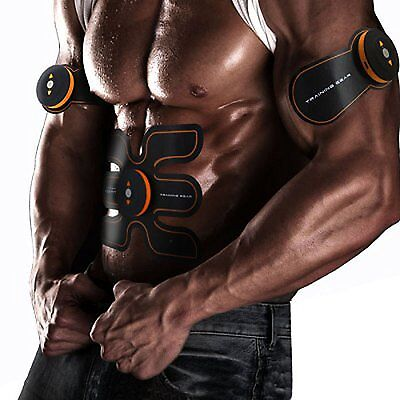 EMS Muscle Training Gear Abs Fit Body Exercise