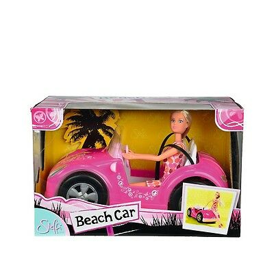 Steffi Love Doll and Beach Car