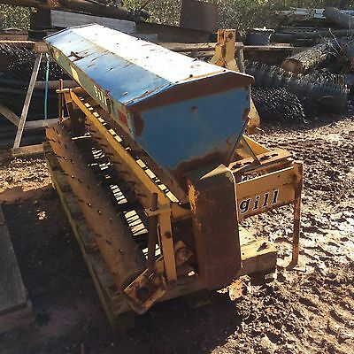 """Woods Gill Spiker Seeder combo 72"""" 3 point hitch"""
