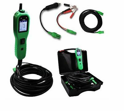 Circuit Tester Automotive Car Electrical Tools Power 12 Voltage Detector Digital