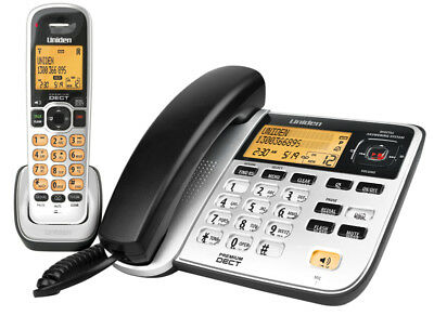 NEW Uniden - DECT 2145 + 1 - DECT Digital Cordless Phone System from Bing Lee