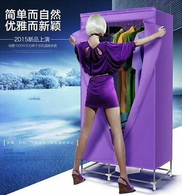 Clothes Dryer Household Home Electric Heater Dry Cloth Three Layer Clothing Rack