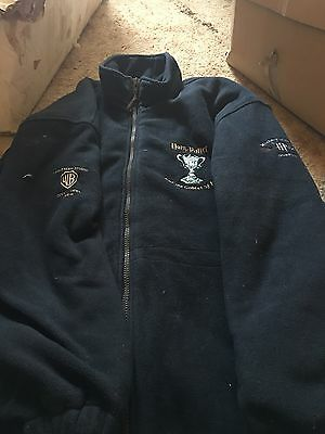 Harry Potter And The Goblet Of Fire Crew Jacket