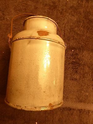 Minature Milking Can - Antique