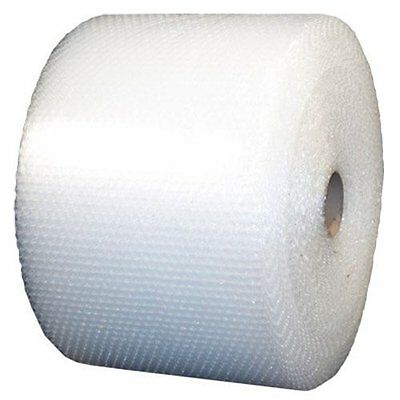 "Bubble Wrap 3/16"" 350 ft. x 12"" Small Padding Perforated shipping moving roll"