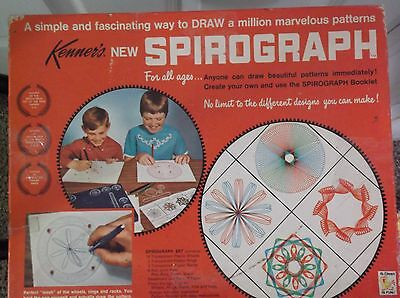 Vintage Kenners Spirograph