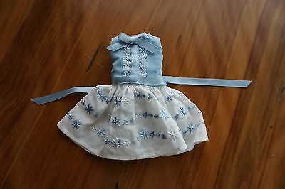 Barbie Skipper 50Th Anniversary Repro, Dress Only, Newly Deboxed