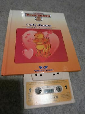 Teddy Ruxpin - Grubby's Romance - Book and Tape