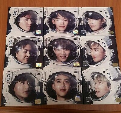 Exo Sing For You Chinese Ver (Chose member) //without photocard