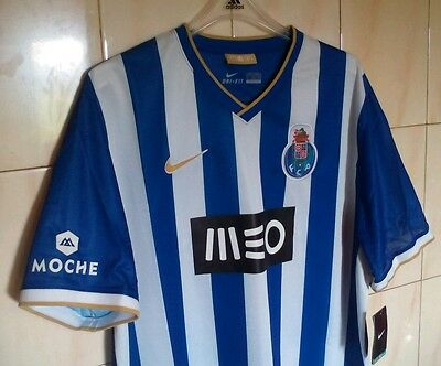 FC Porto home shirt Nike, sz. XXL, season 2013/14, BNWT.James Rodriguez.