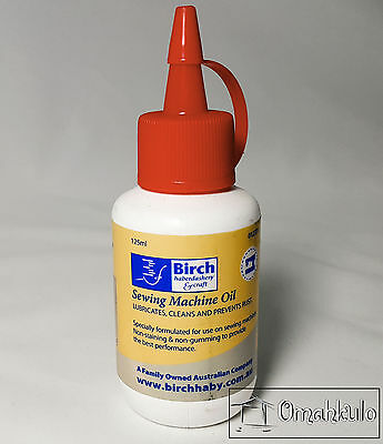 BIRCH - Sewing Machine Oil - 125ml