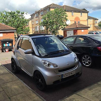 Smart Car Fortwo Cabriolet Passion 1.0 Mhd With Factory 16''team Dynamics Wheels