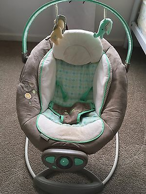 Ingenuity Automatic Baby Bouncer good condition