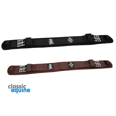 PROFESSIONAL CHOICE SMx VenTECH Dressage Girth - All Sizes Black or Brown