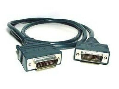 DB60 / DCE to Serial / DTE Crossover Cable for CCIE CCNP CCNA LABS