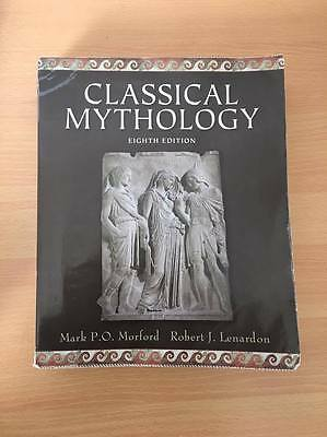 'Classical Mythology' by Mark P. O. Morford & Robert J. Lenardon, Third Edition