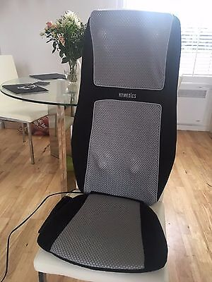 HoMedics SBM-600H-GB Shiatsu Ultimate Back and Shoulder Massager Chair
